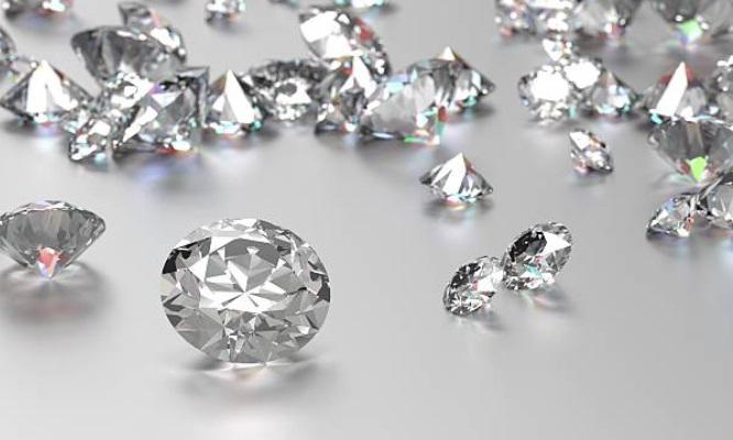loose diamonds clarity issue